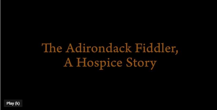 adirondack hospice story
