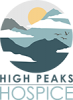 High Peaks Hospice and Palliative Care Logo