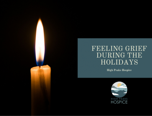 Feeling Grief During the Holidays