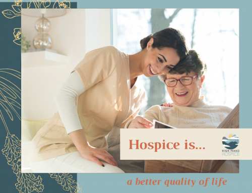 How does Hospice help my family?