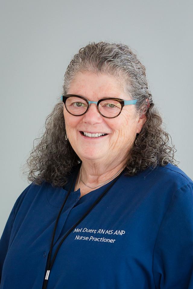 Mel Duerr, Clinical Lead