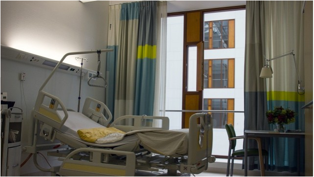 COVID in hospitals
