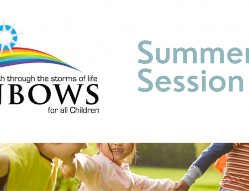Children's Grief/Loss Support Group –  Register Today for the Summer Session