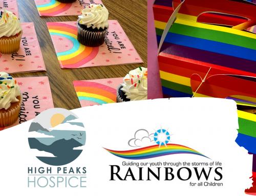 Rainbows for All Children Grief Support Program Update