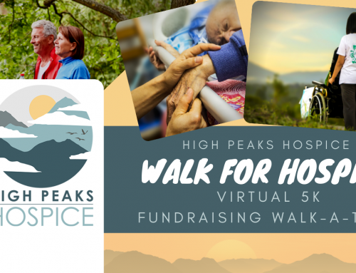 Thank you for supporting our WALK for HOSPICE!