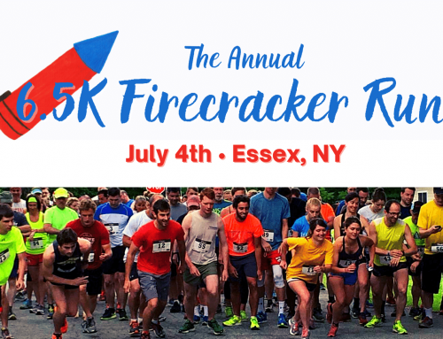 The Annual 4th of July Firecracker Run for Rainbows in Essex NY is Back!