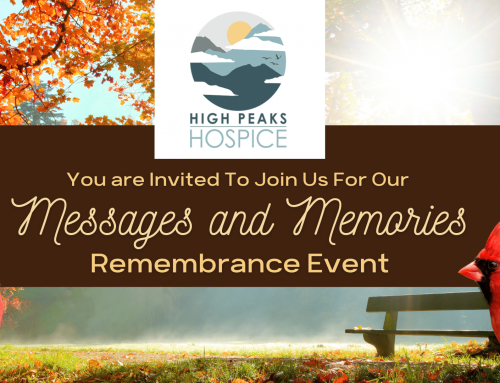 Messages and Memories Remembrance Gatherings