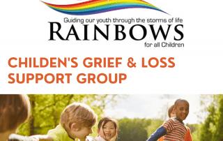 Rainbows Fall Session