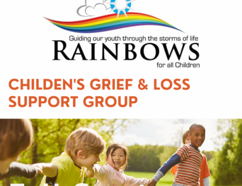 Children's Grief/Loss Support Group – Register Today for the Fall Session
