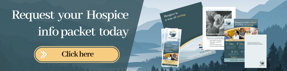 Request your Hospice info packet